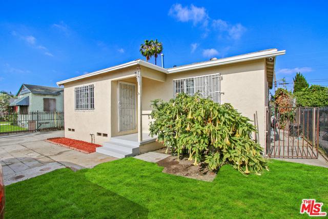 1812 N Wilmington Avenue, Compton, CA 90222 (MLS #19476614) :: The John Jay Group - Bennion Deville Homes