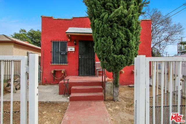 614 E 111th Street, Los Angeles (City), CA 90059 (MLS #19476698) :: The John Jay Group - Bennion Deville Homes
