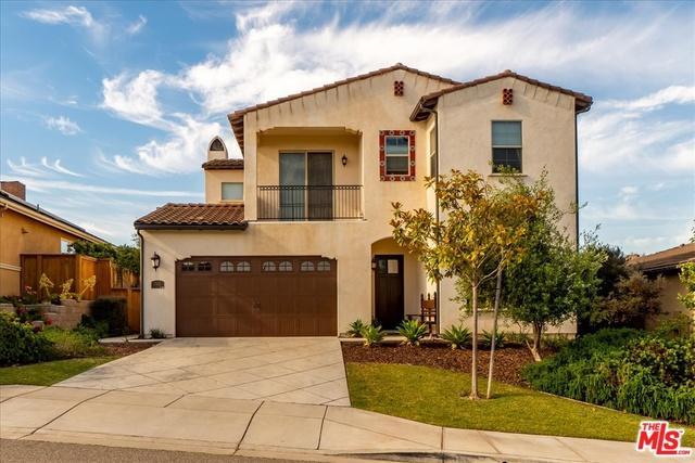 766 Calle De La Rosa, Santa Maria, CA 93455 (MLS #19476716) :: The John Jay Group - Bennion Deville Homes