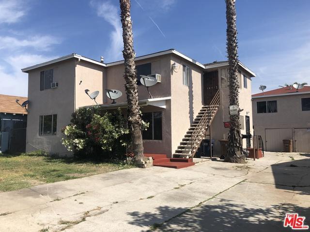 1055 W 104th Street, Los Angeles (City), CA 90044 (MLS #19476834) :: The Jelmberg Team