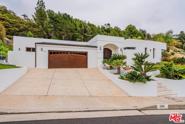 1230 El Hito Circle, Pacific Palisades, CA 90272 (MLS #19476892) :: The John Jay Group - Bennion Deville Homes