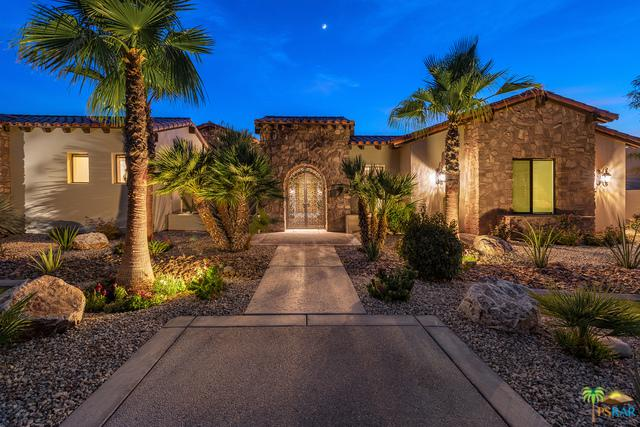 15 Villaggio Place, Rancho Mirage, CA 92270 (MLS #19476894PS) :: Brad Schmett Real Estate Group