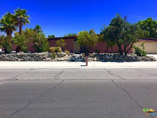 969 E Francis Drive, Palm Springs, CA 92262 (MLS #19476936PS) :: Brad Schmett Real Estate Group
