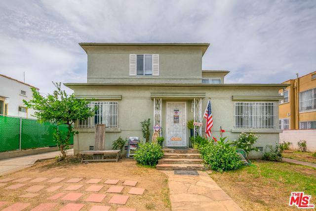 1259 4th Avenue #4, Los Angeles (City), CA 90019 (MLS #19476946) :: Desert Area Homes For Sale