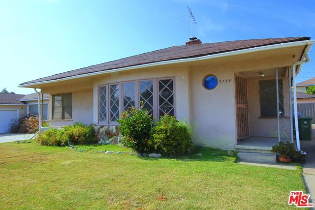 5745 Coliseum Street, Los Angeles (City), CA 90016 (MLS #19477048) :: Desert Area Homes For Sale