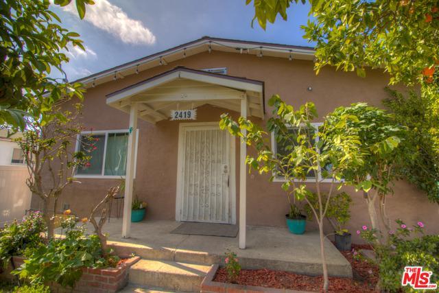 2419 E Oris Street, Compton, CA 90222 (MLS #19477080) :: The John Jay Group - Bennion Deville Homes