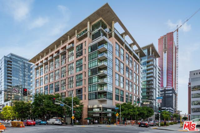 1111 S Grand Avenue #605, Los Angeles (City), CA 90015 (MLS #19477084) :: The Sandi Phillips Team