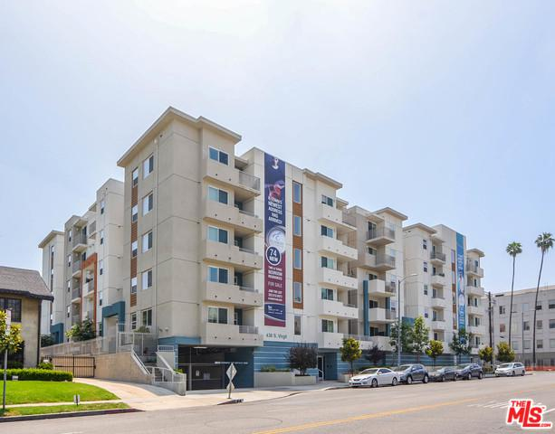 436 S Virgil Avenue #305, Los Angeles (City), CA 90020 (MLS #19477162) :: The John Jay Group - Bennion Deville Homes