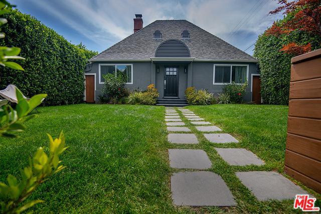 173 N Alta Vista, Los Angeles (City), CA 90036 (MLS #19477340) :: The John Jay Group - Bennion Deville Homes