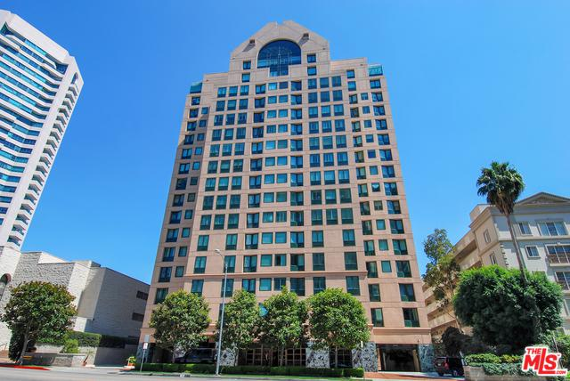 10520 Wilshire #703, Los Angeles (City), CA 90024 (MLS #19477364) :: Desert Area Homes For Sale