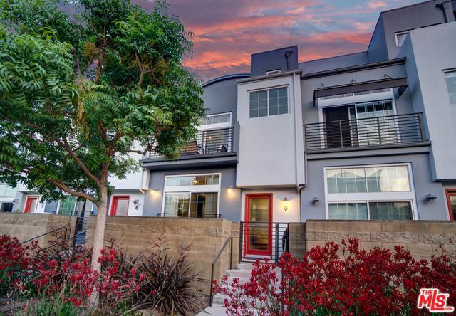 5300 Playa Vista Drive #9, Playa Vista, CA 90094 (MLS #19477422) :: The John Jay Group - Bennion Deville Homes