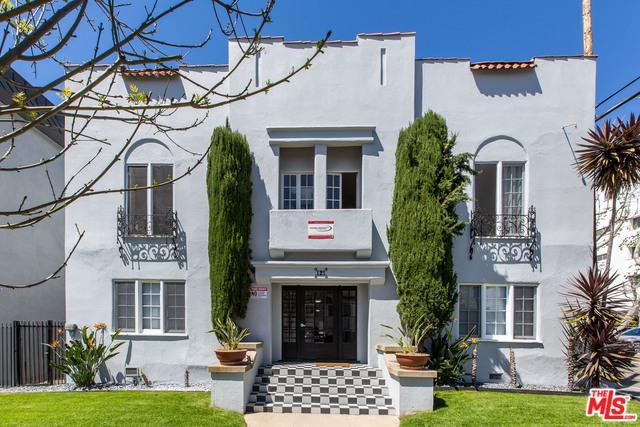 121 S Elm Drive, Beverly Hills, CA 90212 (MLS #19477436) :: Desert Area Homes For Sale