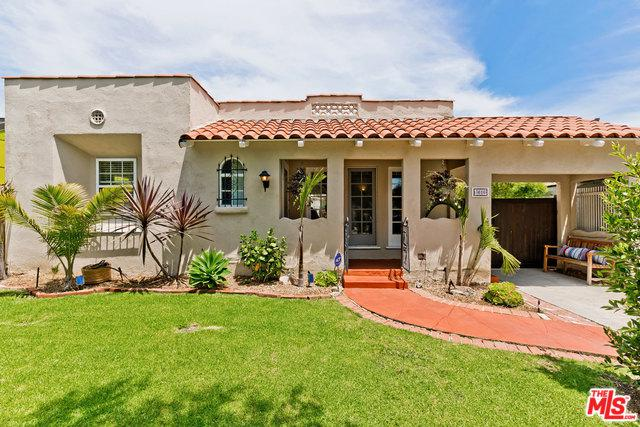 3616 Wesley Street, Culver City, CA 90232 (MLS #19477510) :: The John Jay Group - Bennion Deville Homes