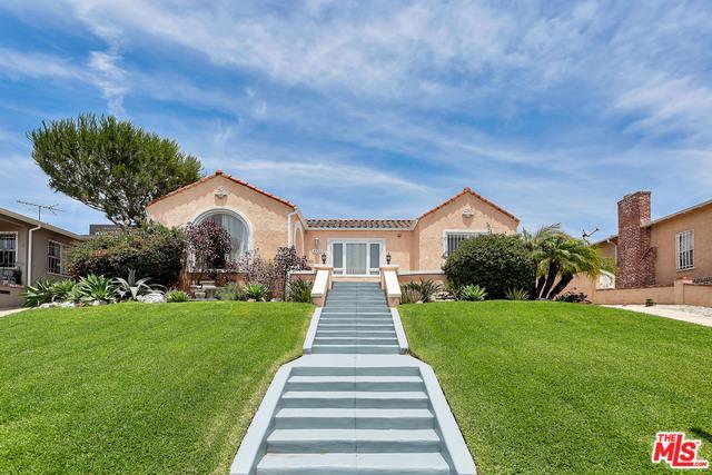 4925 W 20th Street, Los Angeles (City), CA 90016 (MLS #19477518) :: The John Jay Group - Bennion Deville Homes