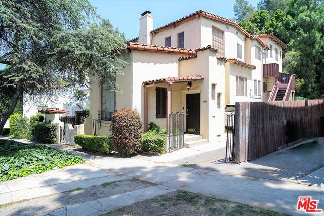 3818 Los Feliz Boulevard, Los Angeles (City), CA 90027 (MLS #19477622) :: The John Jay Group - Bennion Deville Homes