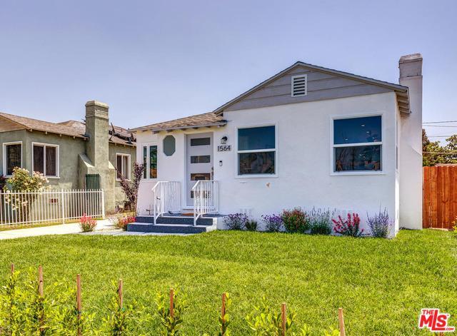 1564 S Ridgeley Drive, Los Angeles (City), CA 90019 (MLS #19477650) :: The John Jay Group - Bennion Deville Homes
