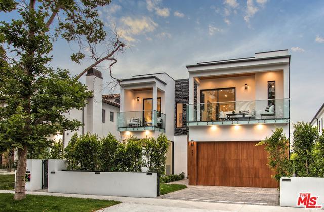 445 N Fuller Avenue, Los Angeles (City), CA 90036 (MLS #19477664) :: The John Jay Group - Bennion Deville Homes
