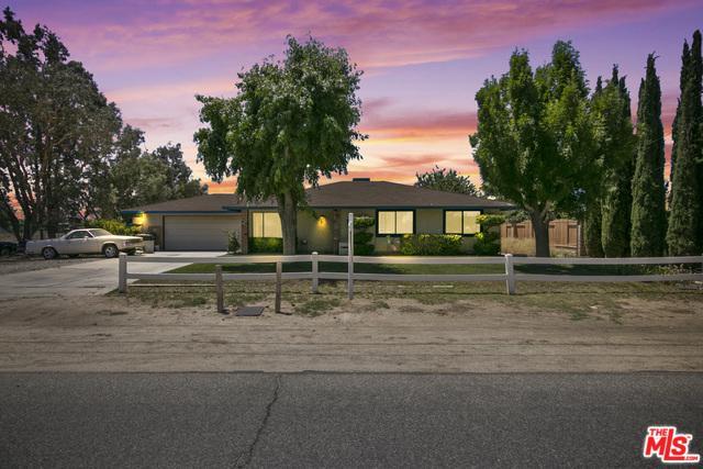 10156 E Avenue R6, Littlerock, CA 93543 (MLS #19477702) :: The John Jay Group - Bennion Deville Homes