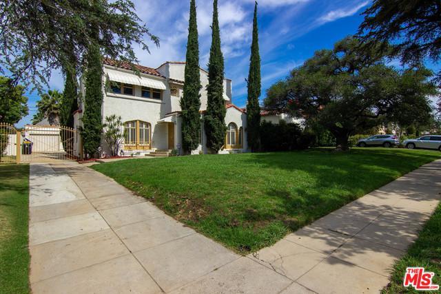 2139 Wellington Road, Los Angeles (City), CA 90016 (MLS #19477716) :: The John Jay Group - Bennion Deville Homes