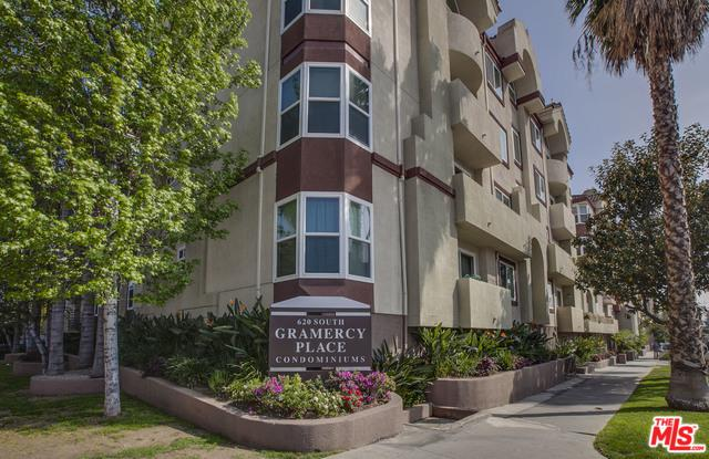 620 S Gramercy Place #337, Los Angeles (City), CA 90005 (MLS #19477774) :: The John Jay Group - Bennion Deville Homes