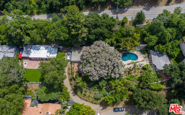 7472 Mulholland Drive, Los Angeles (City), CA 90046 (MLS #19477784) :: The John Jay Group - Bennion Deville Homes