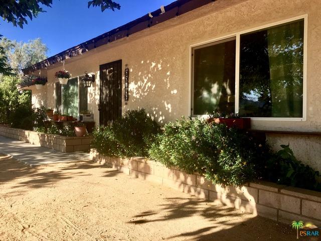 55746 Navajo, Yucca Valley, CA 92284 (MLS #19477820PS) :: The John Jay Group - Bennion Deville Homes