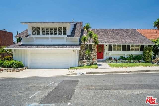 4453 Don Milagro Drive, Los Angeles (City), CA 90008 (MLS #19477894) :: Desert Area Homes For Sale
