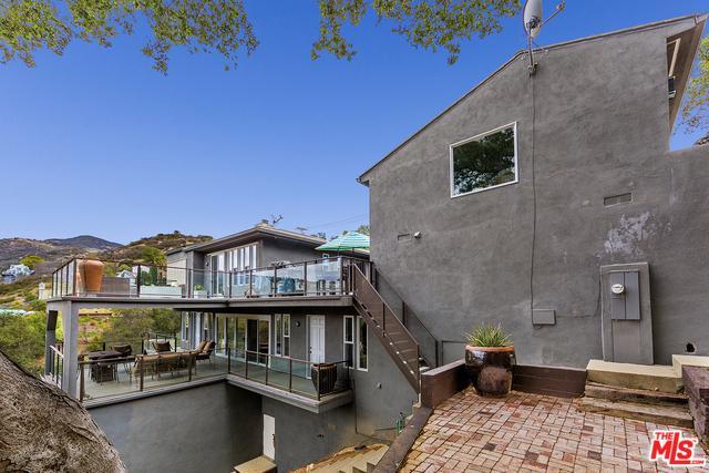 4129 Maguire Drive, Malibu, CA 90265 (MLS #19477900) :: The John Jay Group - Bennion Deville Homes