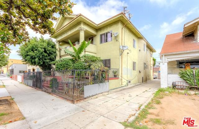 1843 W Adams, Los Angeles (City), CA 90018 (MLS #19477974) :: The John Jay Group - Bennion Deville Homes