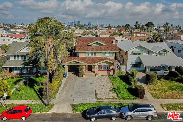 1504 4th Avenue, Los Angeles (City), CA 90019 (MLS #19478000) :: The John Jay Group - Bennion Deville Homes