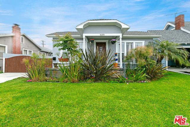 5345 S Victoria Avenue, Los Angeles (City), CA 90043 (MLS #19478008) :: Desert Area Homes For Sale