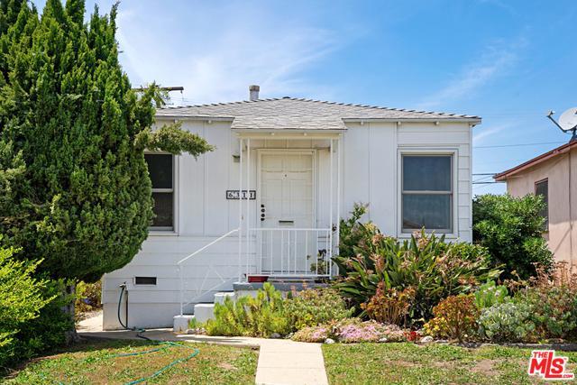 6311 Alviso Avenue, Los Angeles (City), CA 90043 (MLS #19478072) :: Desert Area Homes For Sale