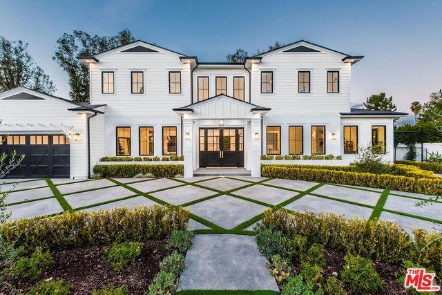 17405 Cumpston Street, Encino, CA 91316 (MLS #19478080) :: The John Jay Group - Bennion Deville Homes
