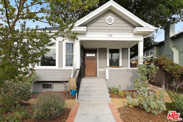 734 Milo Terrace, Los Angeles (City), CA 90042 (MLS #19478132) :: The Jelmberg Team