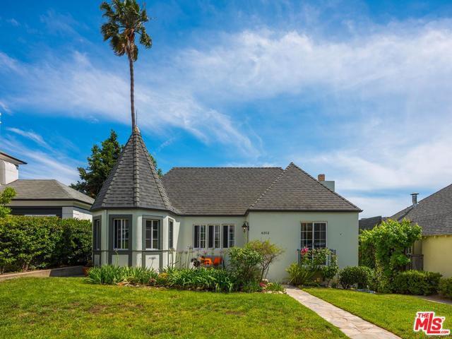 4202 Los Nietos Drive, Los Angeles (City), CA 90027 (MLS #19478138) :: The John Jay Group - Bennion Deville Homes