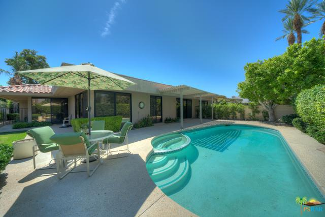 42 Princeton Drive, Rancho Mirage, CA 92270 (MLS #19478288PS) :: The Jelmberg Team