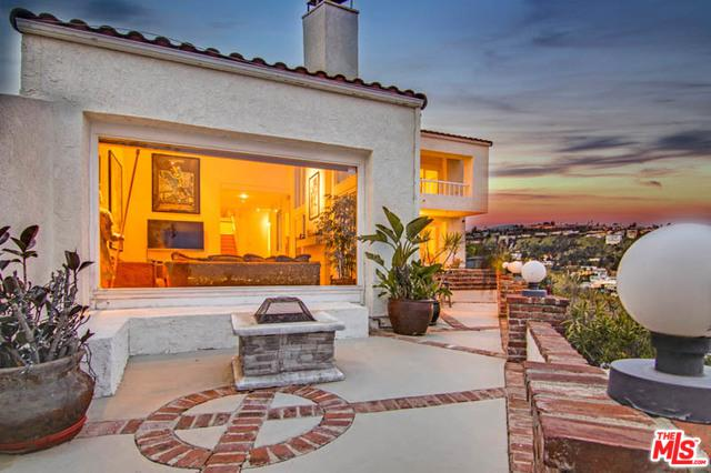 8211 Bellgave Place, Los Angeles (City), CA 90069 (MLS #19478362) :: The John Jay Group - Bennion Deville Homes