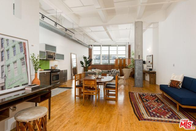 1850 Industrial Street #406, Los Angeles (City), CA 90021 (MLS #19478428) :: Deirdre Coit and Associates