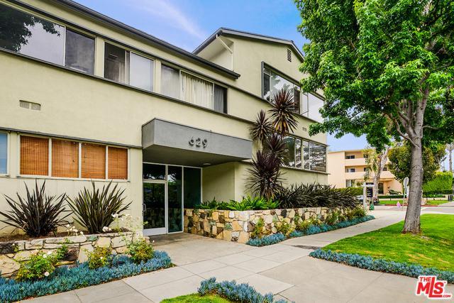 629 Idaho Avenue #18, Santa Monica, CA 90403 (MLS #19478498) :: Desert Area Homes For Sale