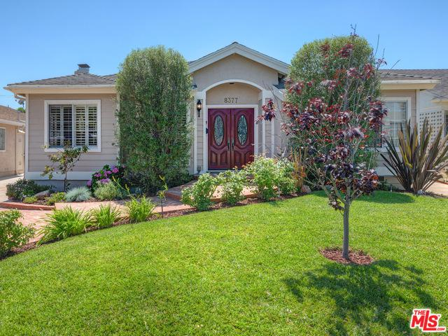 8377 Chase Avenue, Los Angeles (City), CA 90045 (MLS #19478514) :: The John Jay Group - Bennion Deville Homes