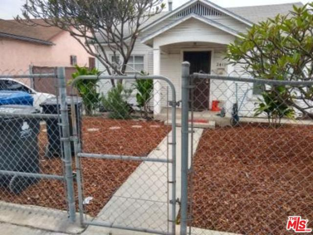 2419 Hauser Boulevard, Los Angeles (City), CA 90016 (MLS #19478646) :: Desert Area Homes For Sale