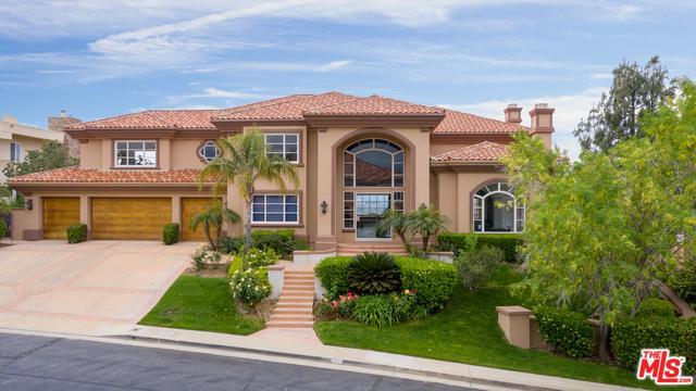 22524 S Summit Ridge Circle, Chatsworth, CA 91311 (MLS #19478684) :: Hacienda Group Inc