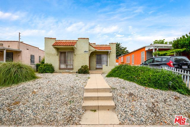5955 S Van Ness Avenue, Los Angeles (City), CA 90047 (MLS #19478754) :: Desert Area Homes For Sale