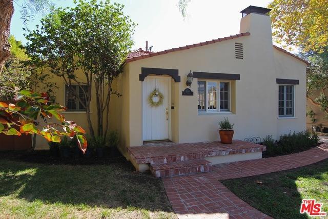 4180 Elmer Avenue, Studio City, CA 91602 (MLS #19478800) :: The John Jay Group - Bennion Deville Homes