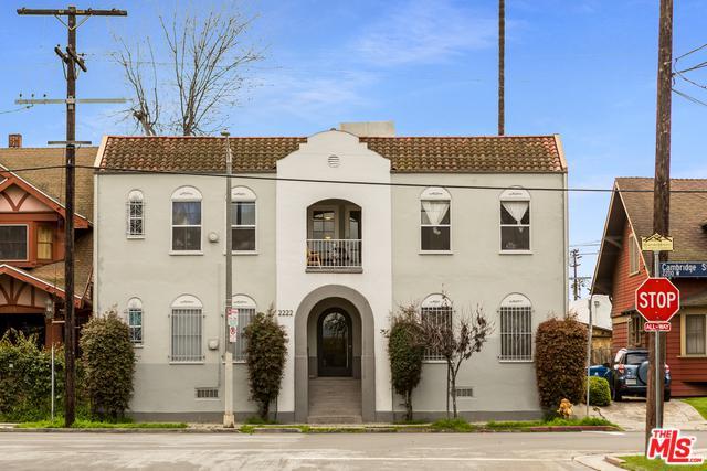 2222 Cambridge Street, Los Angeles (City), CA 90006 (MLS #19478870) :: Desert Area Homes For Sale