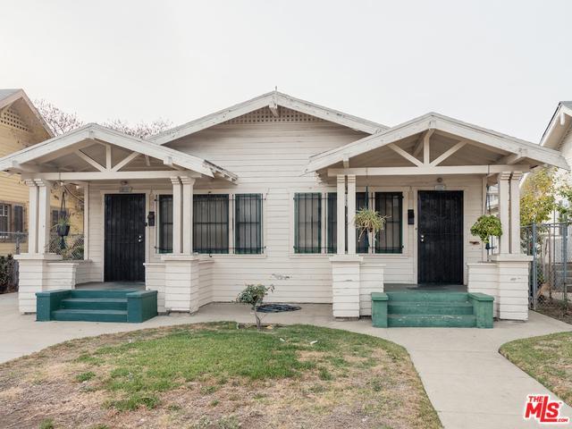 3025 Walton Avenue, Los Angeles (City), CA 90007 (MLS #19478958) :: Desert Area Homes For Sale