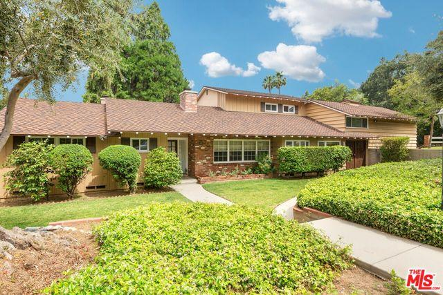 1653 Kinneloa Mesa Road, Pasadena, CA 91107 (MLS #19479174) :: Deirdre Coit and Associates
