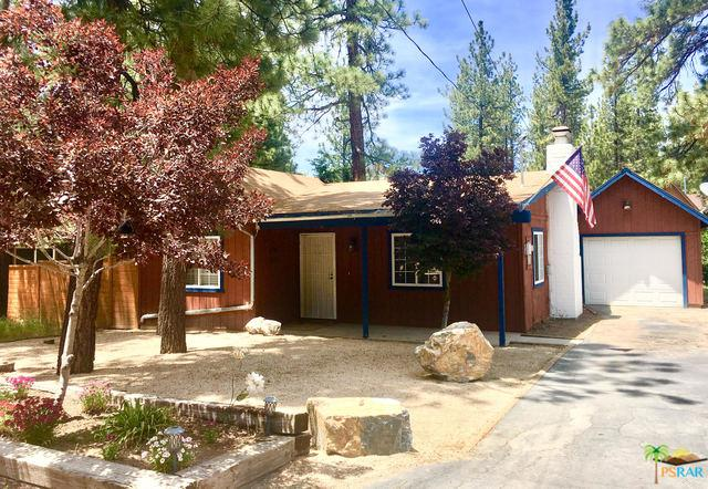509 W Aeroplane Boulevard, Big Bear, CA 92314 (MLS #19479694PS) :: The Jelmberg Team