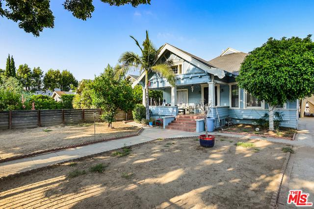 3012 S La Salle Avenue, Los Angeles (City), CA 90018 (MLS #19479920) :: The Sandi Phillips Team
