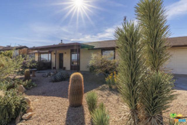 6216 Mandarin Road, Yucca Valley, CA 92284 (MLS #19480236PS) :: Deirdre Coit and Associates